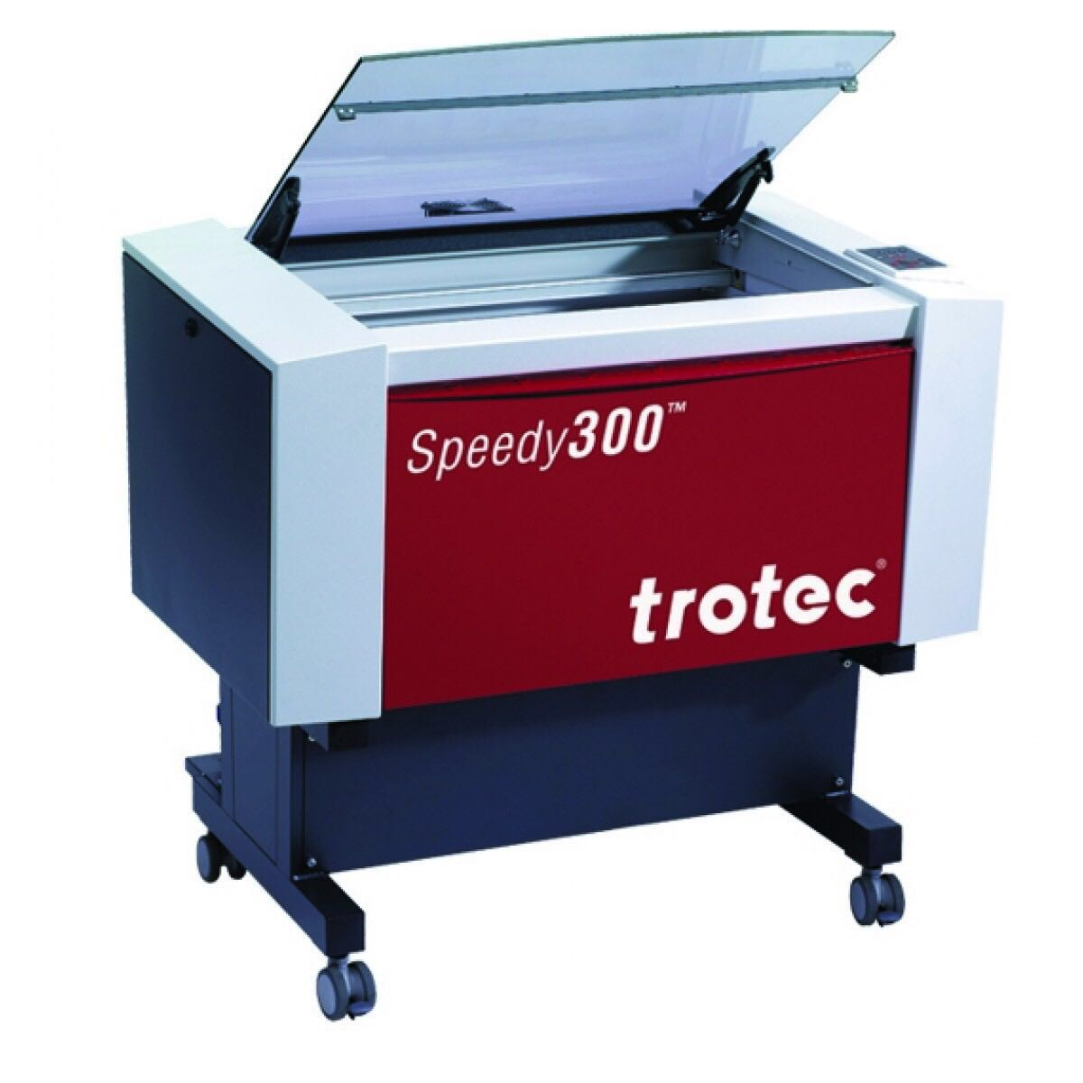 Trotec Laser Speedy300 30W CO2 laser engraver laser cutter