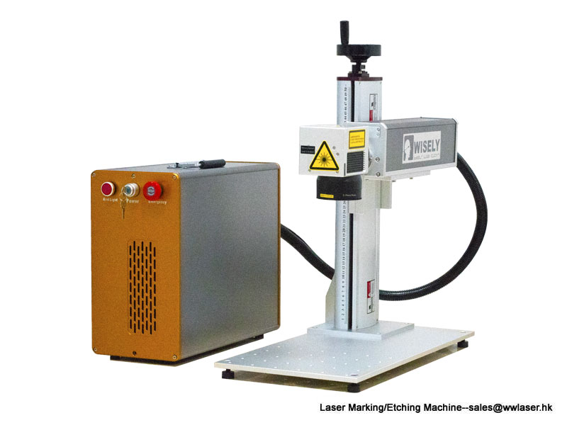 Affordable Fiber Laser Marking Machine - Type III