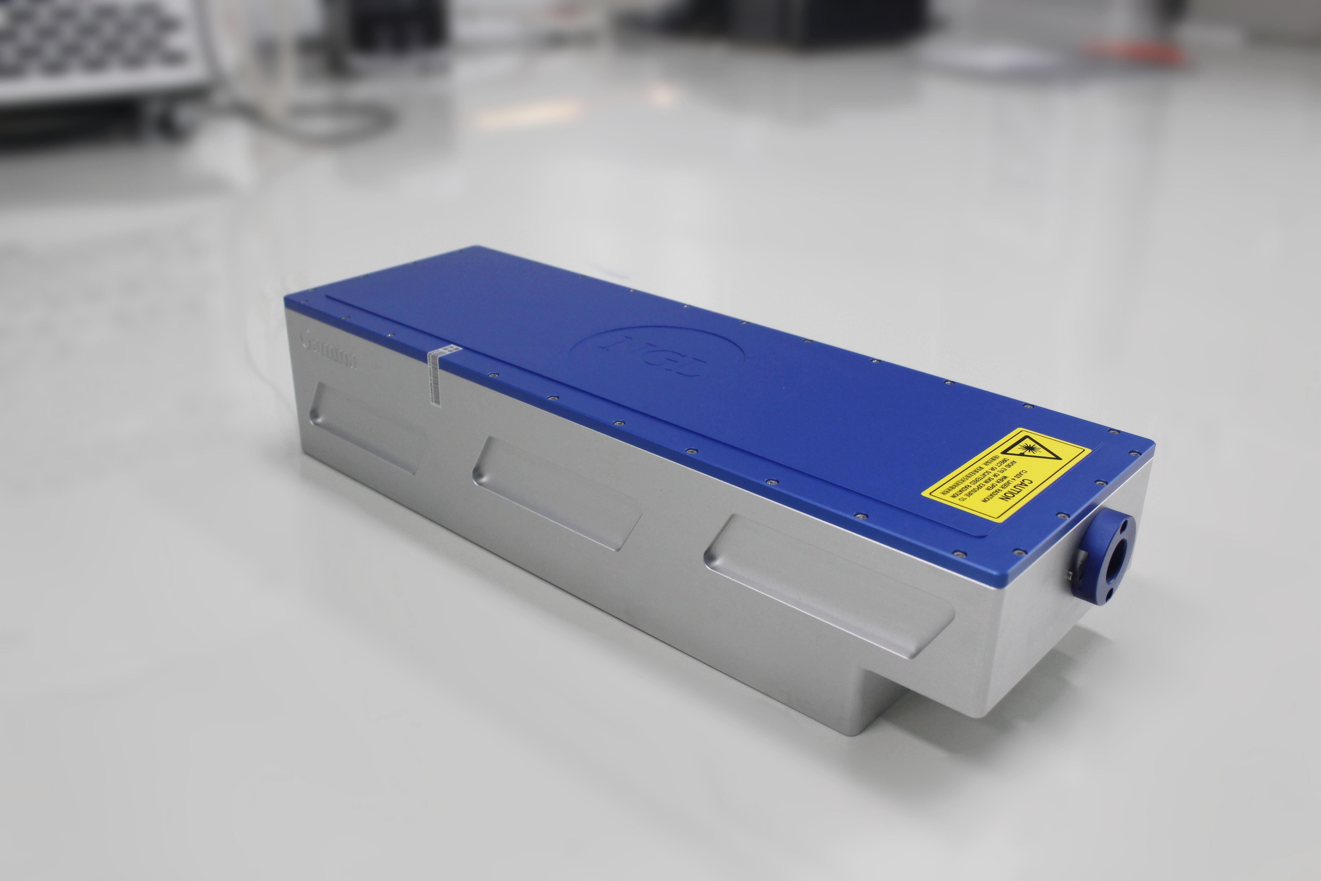 GAMMA-355-A: water-cooled UV solid state laser